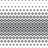 Rozrzucony wzór Obraz Stock