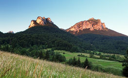 Rozsutec peak - Slovakia Royalty Free Stock Photography