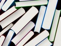 Rozsypisko książki w ciężkiej pokrywie Fotografia Royalty Free