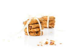 Rozsypisko układów scalonych ciastka Zdjęcia Stock