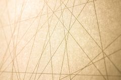 Rozszczepiony tonowanie abstrakta linii tło Obrazy Royalty Free