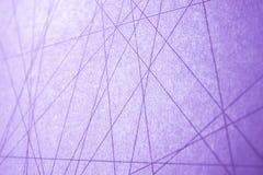Rozszczepiony tonowanie abstrakta linii tło Zdjęcie Stock