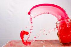 Rozszerzanie się kolory Fotografia Stock