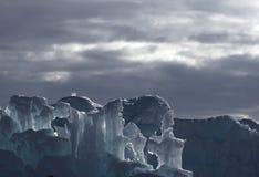 Roztapiający lód obraz royalty free