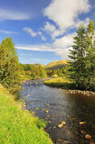 Roztoki Lala, Cairngorms, Szkocja Obraz Royalty Free