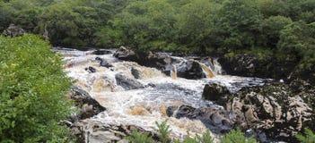 Roztoki rzeka Fotografia Stock