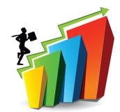 rozwój biznesu Zdjęcia Stock