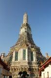 Rozwala świątynny Bangkok Fotografia Stock