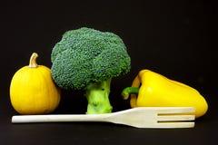rozwidleń warzywa Obraz Stock