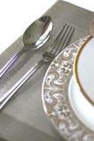 rozwidlenie nóż Zdjęcia Royalty Free