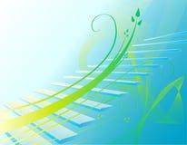 rozwoju biznesu eco życzliwy podtrzymywalny Zdjęcia Royalty Free