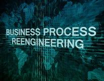 Rozwoju Biznesu Reengineering zdjęcie stock