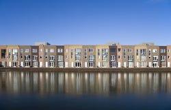 rozwoju budynki mieszkalne zdjęcia stock