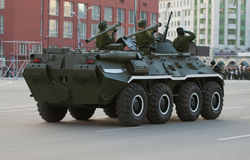 RPA (BTR-80) Images stock