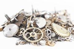 Réparation des montres Photographie stock libre de droits