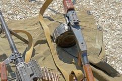 RPD Maszynowy pistolet Zdjęcie Stock