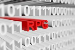 RPG Royalty Free Stock Images
