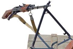 RPK Maszynowy pistolet Fotografia Stock