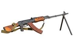 RPK Maszynowy pistolet Zdjęcie Royalty Free