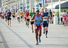 RR maraton Zdjęcie Stock