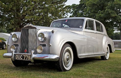 RR Silver Dawn Stock Photography