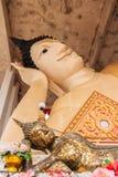 Rreclining Buda Fotografía de archivo