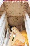 Rreclining Buddha Fotografie Stock Libere da Diritti