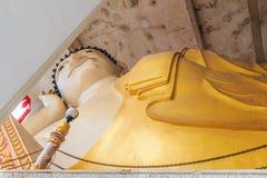 Rreclining Buddha Fotografie Stock