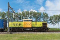 Rrf-lokomotiv Royaltyfri Bild