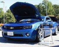 RS azul Camaro Imágenes de archivo libres de regalías