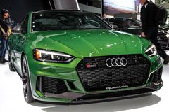 Rs 5 di Audi Fotografie Stock