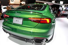 Rs 5 di Audi Fotografia Stock