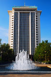 RSA Tower in Montgomery Royalty Free Stock Photo