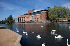 RSC Theatre Royalty Free Stock Images