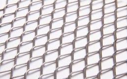 Réseau 2 en métal Photo stock