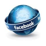 Réseau social Image libre de droits