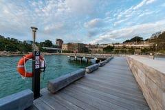Réservation de Barangaroo à Sydney Photos libres de droits