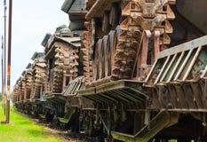 Réservoirs militaires. Image libre de droits
