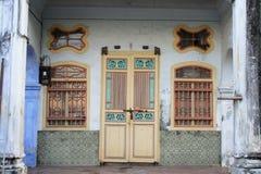 Résidentiel de l'Asie méridionale Photos stock