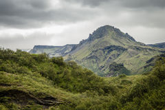 Rsmörk ³ Þà в Исландии стоковые фото