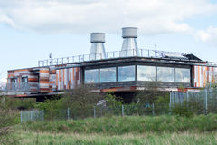 RSPB Rainham Marsh Stock Photo