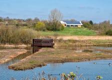 Free RSPB Sandwell Valley Nature Reserve, Birmingham, England. Stock Images - 143832224