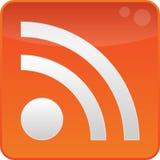 RSS-канал Стоковая Фотография RF