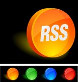 RSS Icon. Stock Photo
