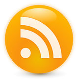 Rss icon Stock Photo