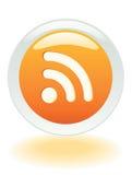 RSS introduce la divisa Fotografía de archivo