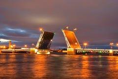 Rússia, St Petersburg Foto de Stock Royalty Free