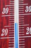 rtęć termometr Zdjęcie Stock