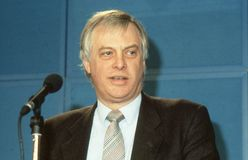 Rt.Hon. Christopher Patten Stock Photo