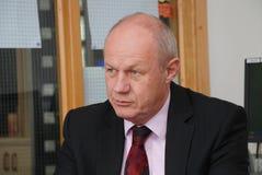 Rt.Hon. Damian Green Lizenzfreie Stockfotografie